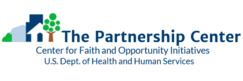 The Partnership Center logo