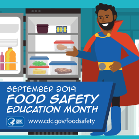 Food Safety Education Month 2019