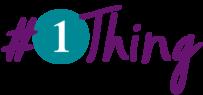 #1Thing logo