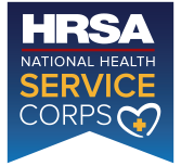 HRSA National Health Service Corps logo