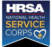 HRSA National Health Service Corps logo