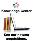 knowledge center see our newest acquisitions