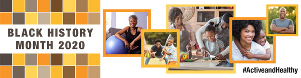 OMH Promotes Active & Healthy and Heart Healthduring Black History Month 2020