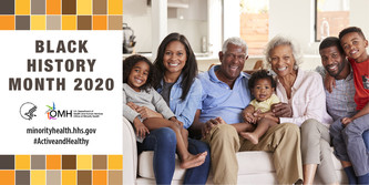 Black History Month Family 2020