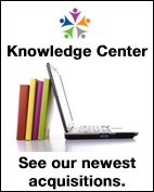 Knowledge Center: See our new acquisitions