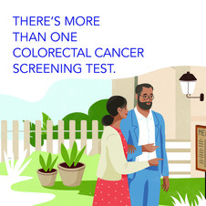 There is more than one screening test Colorectal Cancer Awareness Month 2020