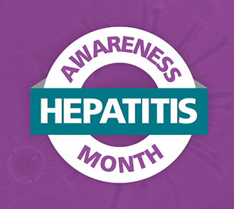 national hepatitis month