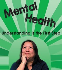 Detail from the cover for the Mental Health Photonovel 1: Understanding is the First Step