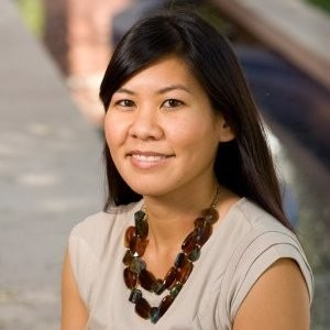 Portrait of OMH Public Health Advisor Juliet Bui