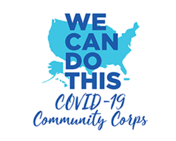 We Can Do This: COVID-19 Community Corps