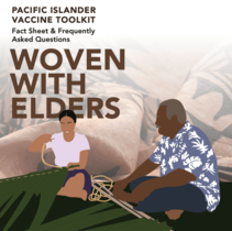 Cover for the Woven with Elders toolkit