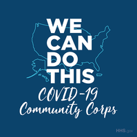 HHS COVID-19 Community Corps