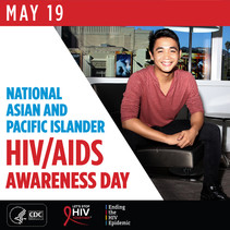National Asian and Pacific Islander HIV/AIDS Awareness Day