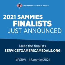 2021 Sammies Finalists Just Announced. Meet the finalists: servicetoamericamedicals.org