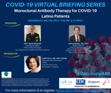 NHMA COVID-19 Virtual Briefing Series, Sess. 8, May 26, 7 pm ET