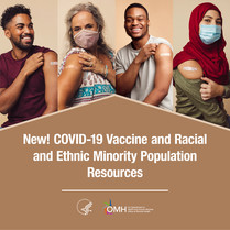 COVID-19 Vaccines and Racial and Ethnic Minority Populations