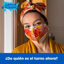 Juntos Si Podemos: ¿De quien es el turno ahora? / Together, Yes We Can: Whose turn is it now?