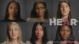 CDC's Hear Her Campaign
