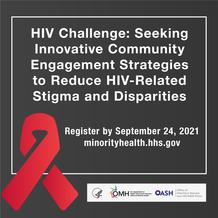 HIV Challenge: Innovative Community Engagement Strategies to Reduce HIV-Related Stigma and Disparities
