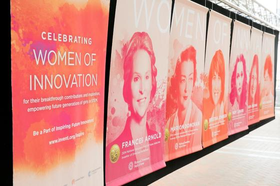 Women of Innovation Exhibit at the USPTO