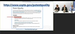 Patent Quality chat