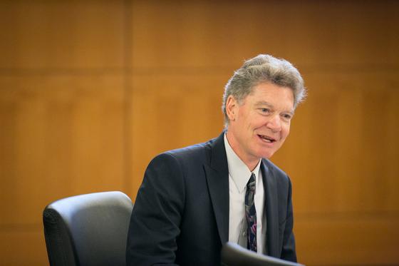 Chief Administrative Trademark Judge Gerard F. Rogers