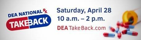 Drug Take Back Day Toolbox