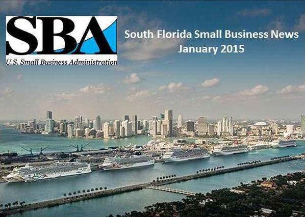 SBA South Florida January Small Business News