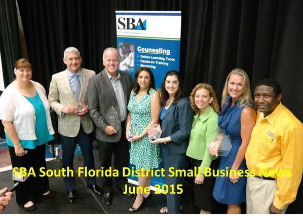 SBA South Florida June Small Business News
