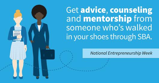 National Entrepreneurship Week Mentorship