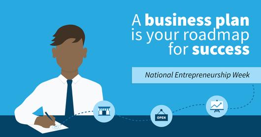 National Entrepreneurship Week Build a Business Plan
