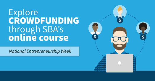 National Entrepreneurship Week Crowdfunding Online Course