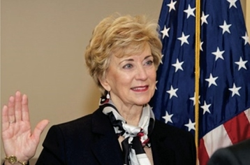 Photo: Linda McMahon