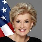 SBA Administrator Linda McMahon
