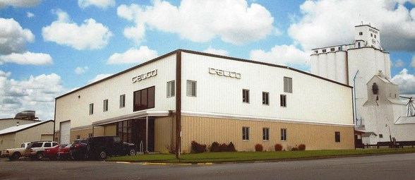 CELCO, Inc. facility in Anthony, KS