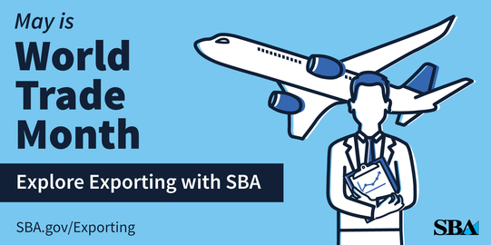 Explore Exporting with SBA