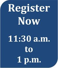 Register now 1130 to 1