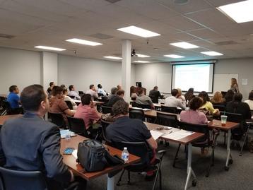 Photo: June Export University Audience