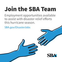 Disaster jobs