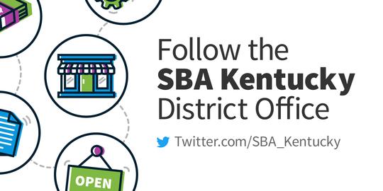 SBA Kentucky Twitter Banner