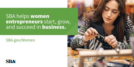 SBA Helps Women Succeed