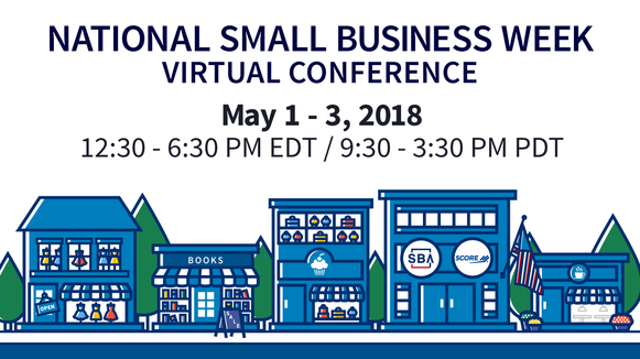 National Small Business Week Webinar