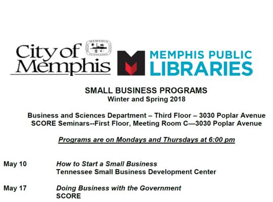 Memphis trainings