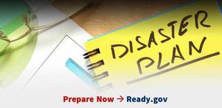 Ready.gov graphic