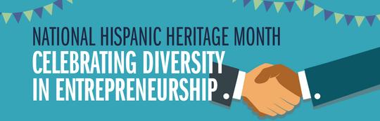 SBA 2018 Hispanic Heritage Month graphic