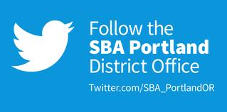 Portland District Office Twitter logo