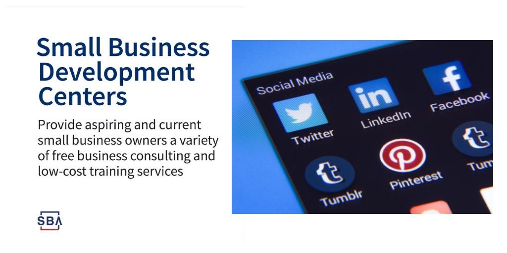 SBDC - Social Media
