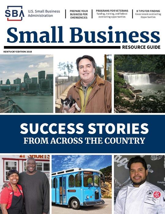 SBA Kentucky Resource Guide