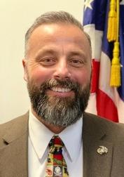 Regional Administrator Justin Crossie