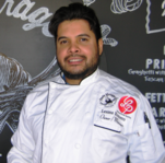 Photo of Lesme Romero with Lexington Pasta